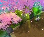 妖精的尾巴趣图-樱花树