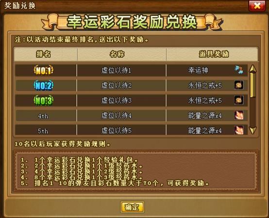 37wan弹弹堂 迷宫寻宝 幸运彩石 活动图片