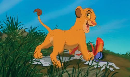 动画片狮子王