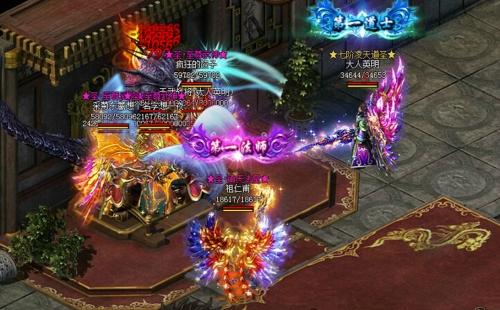 传奇霸业魔族入侵玩法介绍