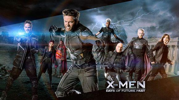 2014x战警逆转未来