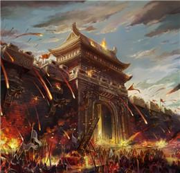 铁血皇城场景截图-攻沙城
