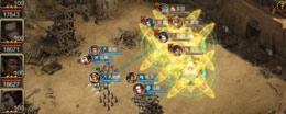 攻城三国战斗截图