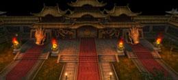 屠龍戰神游戲場景截圖