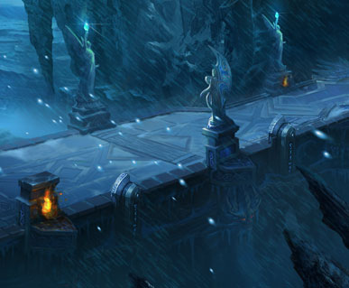 暗黑大天使游戏原画