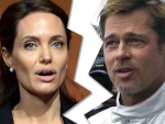 好莱坞巨星安吉丽娜·朱莉和布拉德皮特离婚